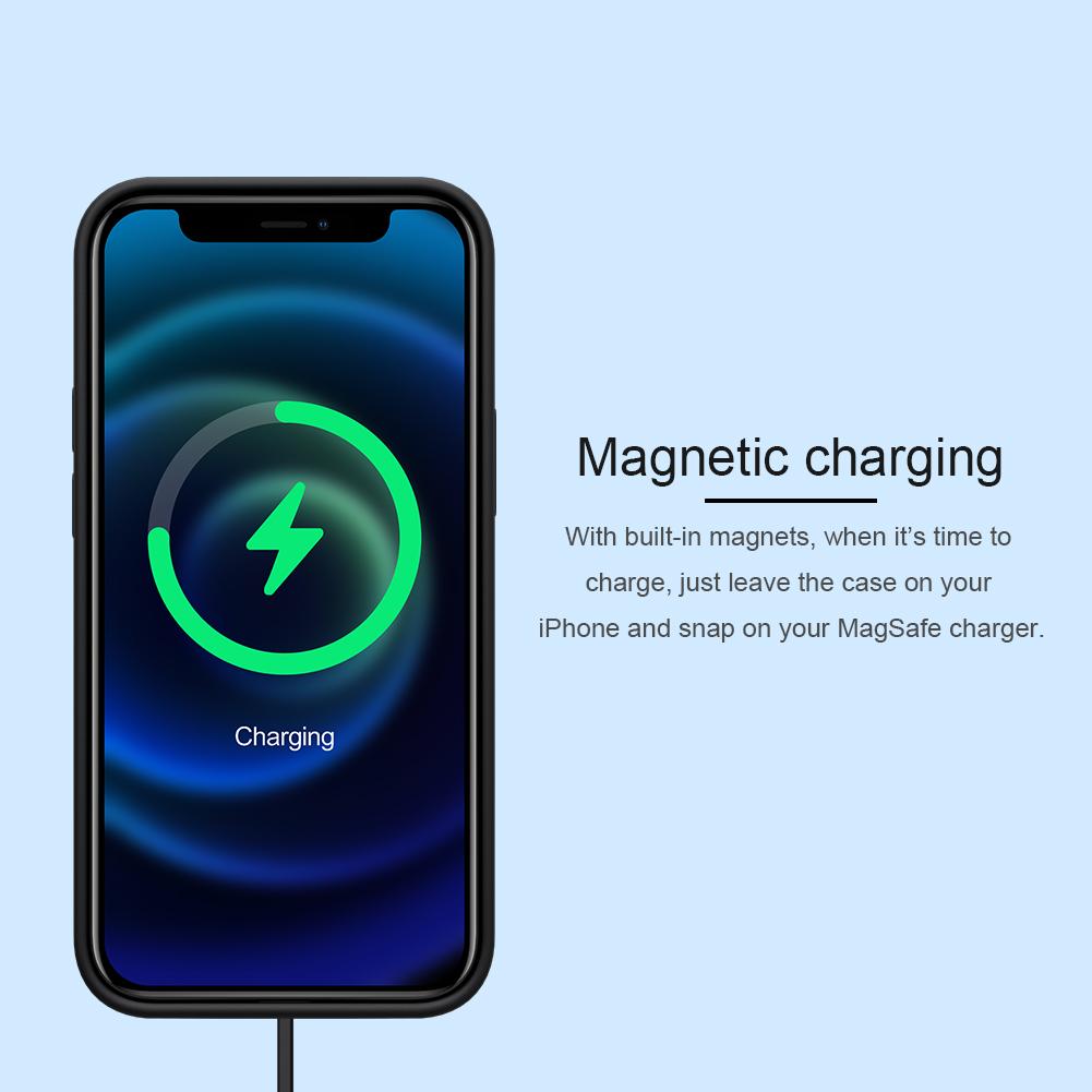 iphone 12 mini قاب سیلیکونی