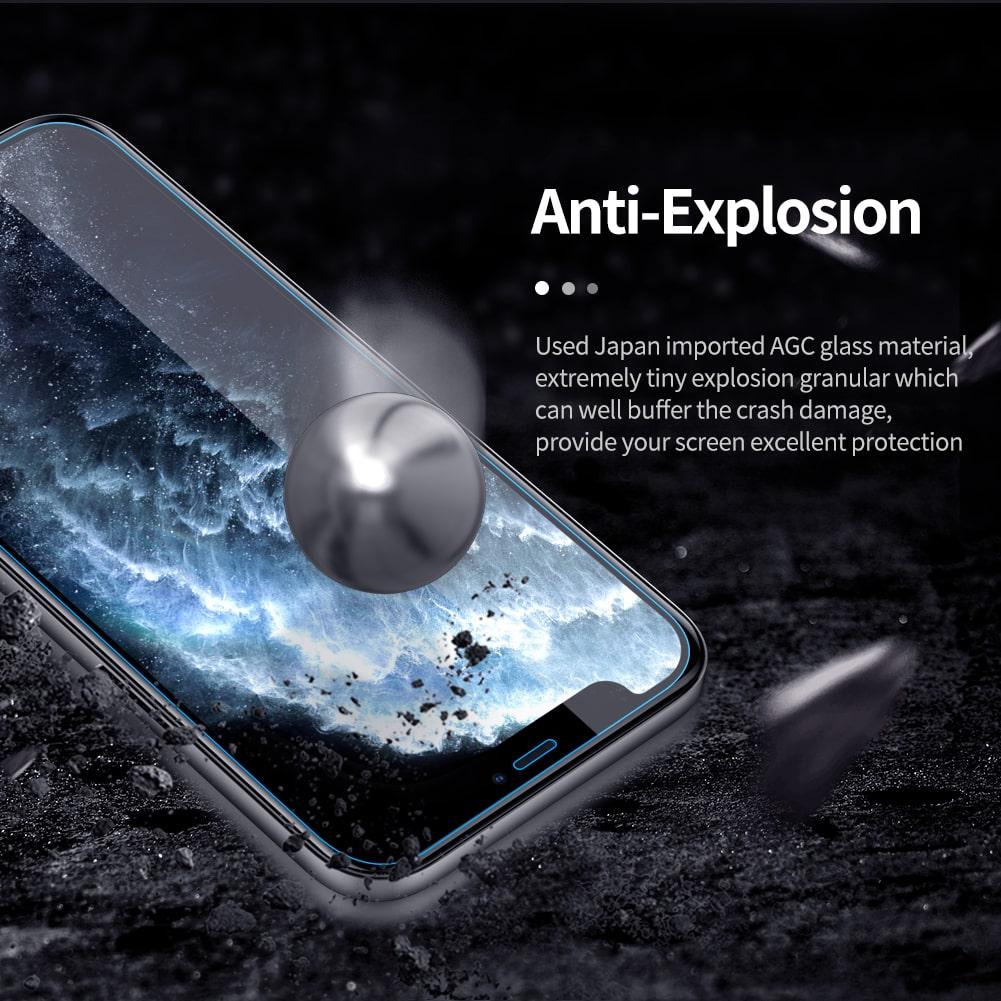 قیمت وخرید محافظ صفحه نمایش آیفون 12 مینی  H+Pro