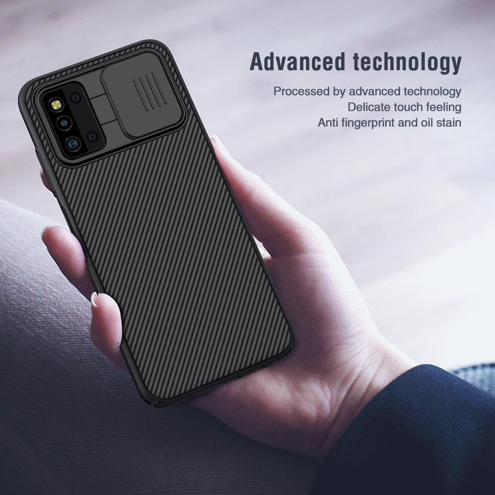 قیمت محافظ گوشی اف52 برند نیلکین