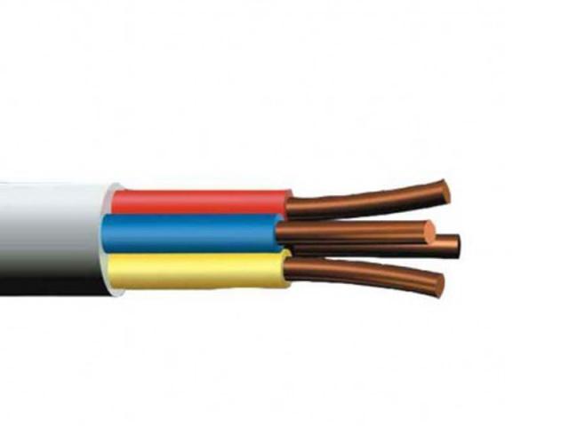 کابل مفتول NYY  سایز 4*4 البرز الکتریک نور