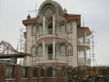 تولید مواد اولیه نمای ساختمان