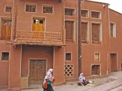روستای ابیانه؛ تلفیقی از تاریخ و معماری