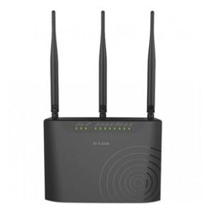 مودم روتر بیسیم ADSL2 Plus و VDSL2 Plus دی-لینک مدل DSL-2877AL