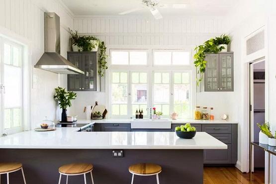 چگونه میز آشپزخانه خود را تمیز کنیم ؟