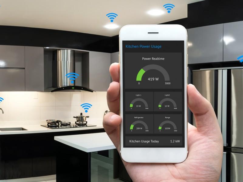آشپزخانه خود را مدرن و هوشمند سازید