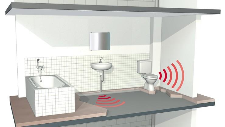 عایق کاری حمام و سرویس بهداشتی