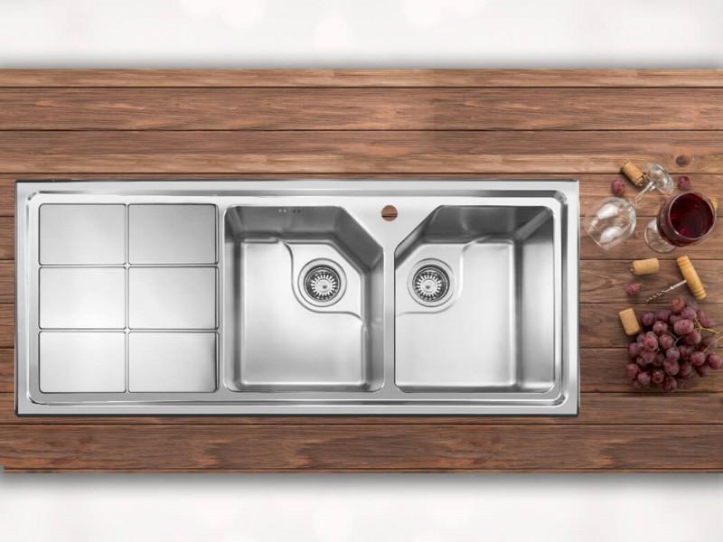 پرفروش ترین سینک ظرفشویی اخوان