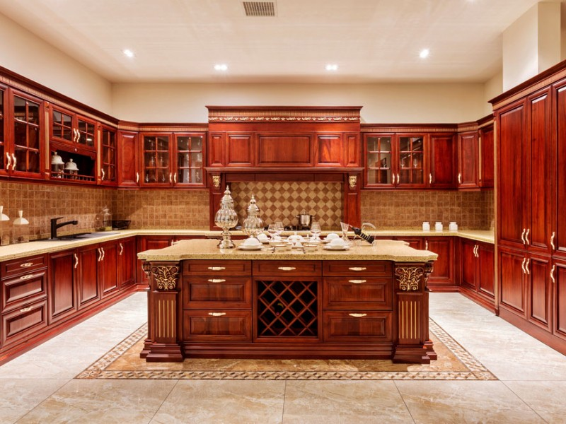 ترفندهایی برای تمیز کردن آشپزخانه