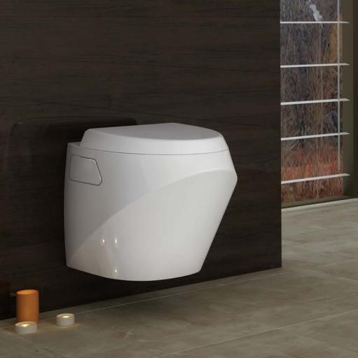 توالت وال هنگ گلسار مدل اورینت