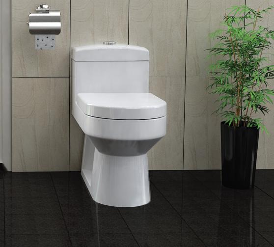 توالت فرنگی گلسار مدل هلیا 70