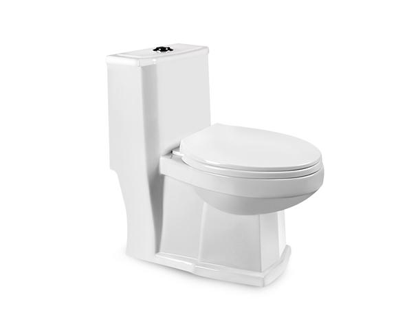 توالت فرنگی مروارید مدل رومینا 69