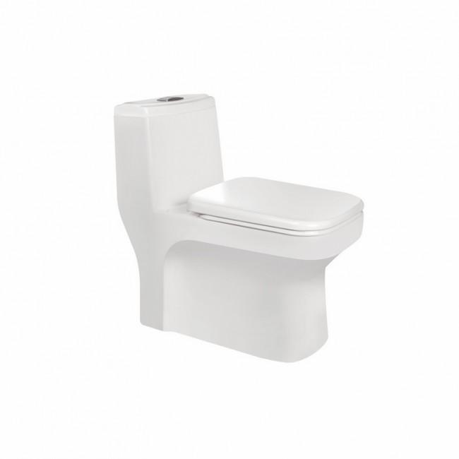توالت فرنگی مروارید مدل ولگا 68