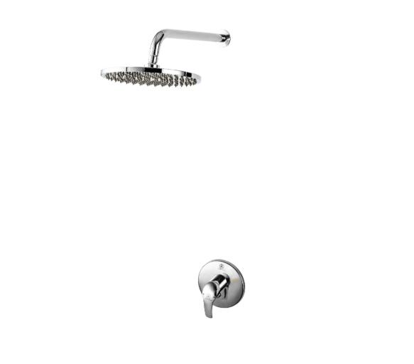 شیر حمام توکار قهرمان مدل سری D