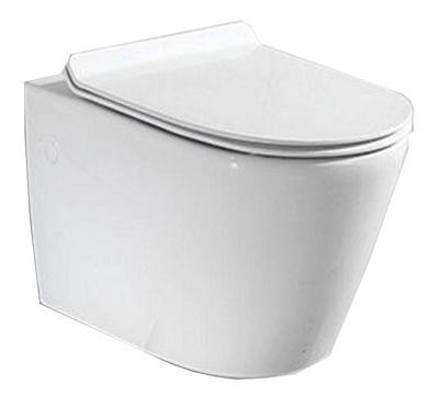 توالت وال هنگ فلاش تانك ايران مدل يورو آرك