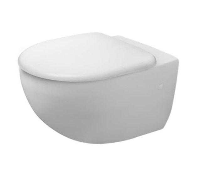 توالت فرنگی وال هنگ دوراویت Duravit مدل Architec ساخت آلمان سایز 36/5×57/5 cm