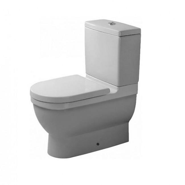 توالت فرنگی مخزن دار دوراویت Duravit مدل Starck 3 ساخت آلمان