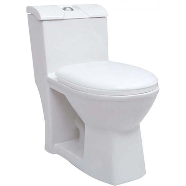 توالت فرنگی پارس سرام مدل شارلوت