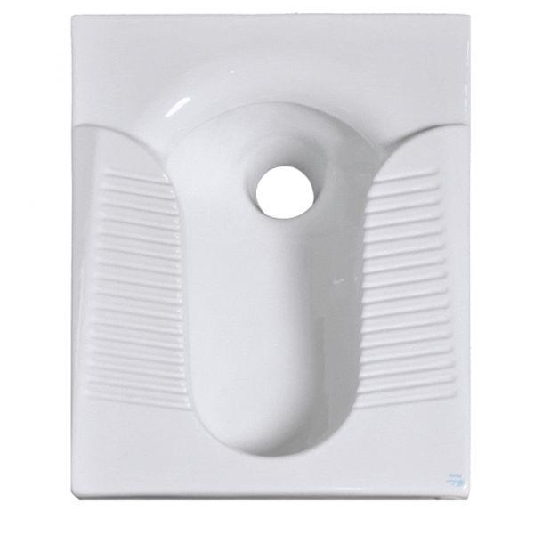 توالت ایرانی گلسار مدل پارمیس طبی