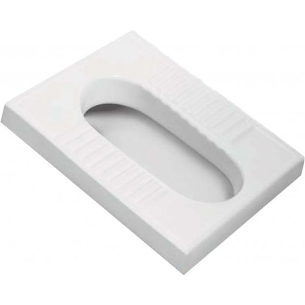 توالت ایرانی پارس سرام مدل گلنار