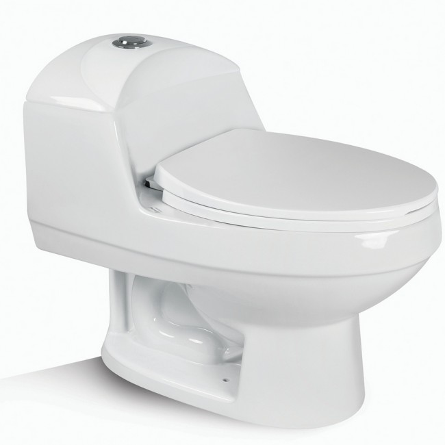 توالت فرنگی مروارید مدل الگانت67