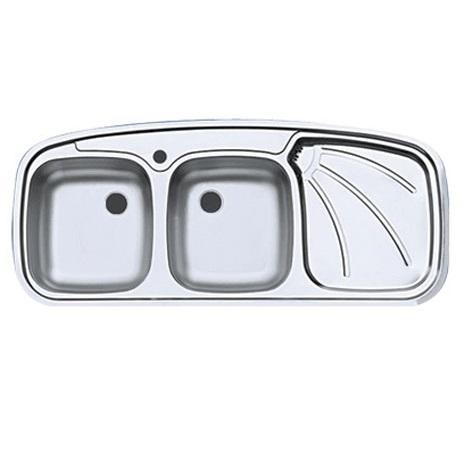 سینک توکار اخوان مدل 136