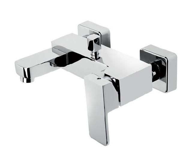 شیر دوش(حمام) کرومات مدل لکسی