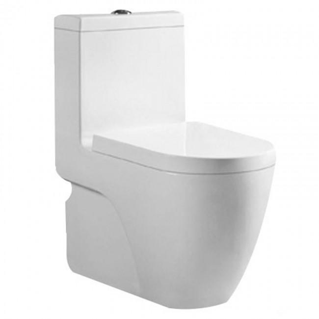 توالت فرنگی بیده دار لوتوس مدل LT-508B