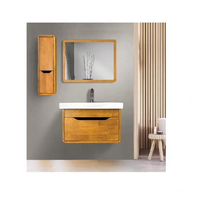 روشویی کابینت لوتوس جنس چوب مدل TINA