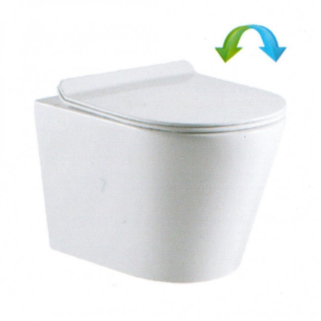 توالت وال هنگ لوتوس مدل LT-806