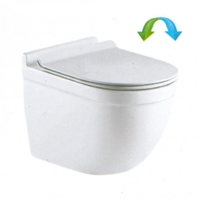 توالت وال هنگ لوتوس مدل LT-804
