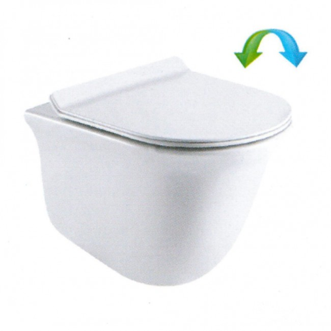 توالت وال هنگ لوتوس مدل LT-801