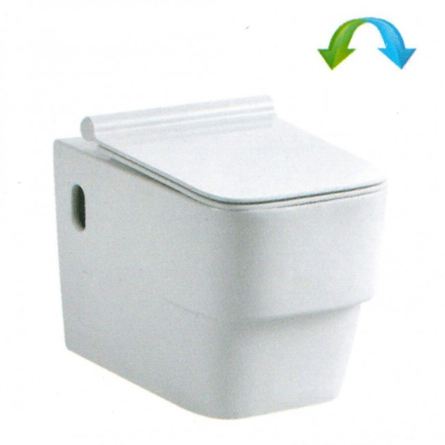 توالت وال هنگ لوتوس مدل LT-507