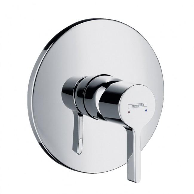 شیر توالت توکار هانس گروهه مدل Metris S