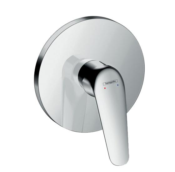 شیر توالت توکار هانس گروهه مدل Novus