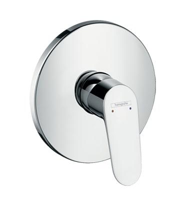 شیر توالت توکار هانس گروهه مدل Focus E2