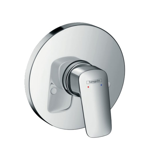 شیر توالت توکار هانس گروهه مدل Logis