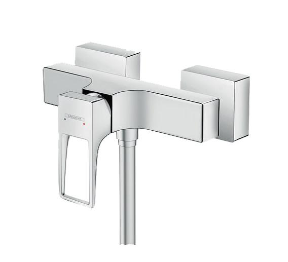 شیر توالت هانس گروهه مدل Metropol با دسته خالی