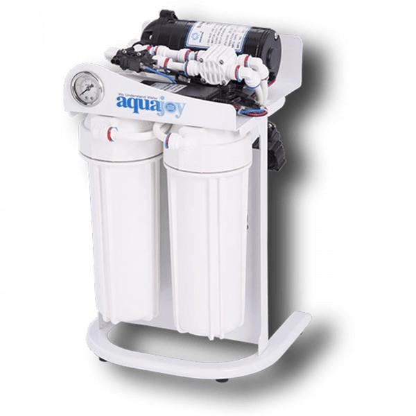 دستگاه تصفیه آب نیمه صنعتی آکواجوی مدل RO400