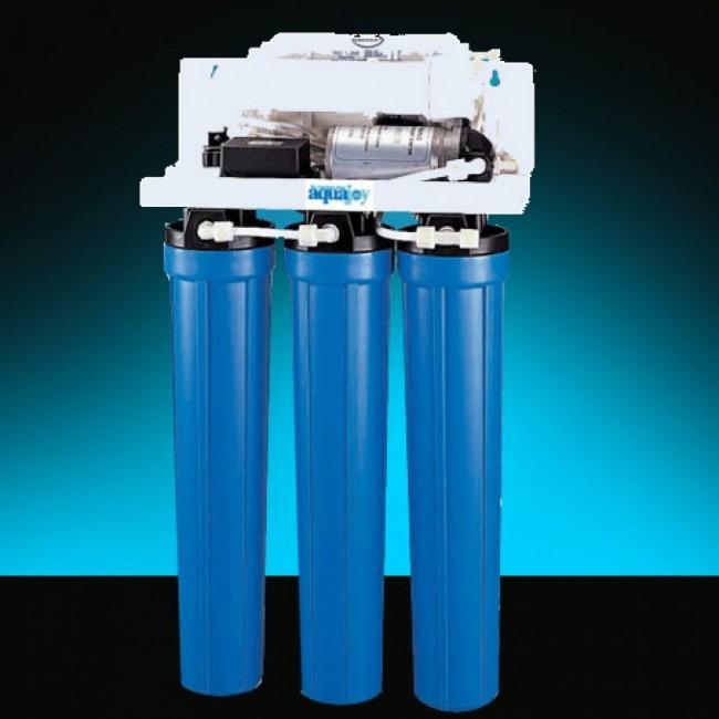 دستگاه تصفیه آب نیمه صنعتی آکواجوی مدل RO600