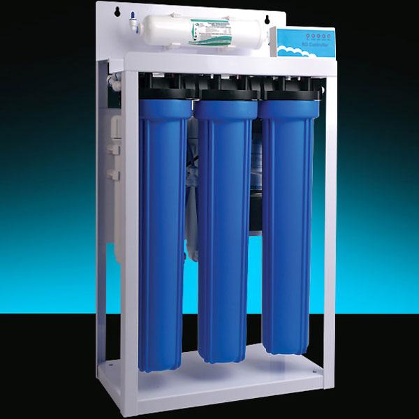 دستگاه تصفیه آب نیمه صنعتی آکواجوی مدل RO1200