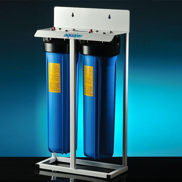 دستگاه پیش تصفیه دو مرحله ای آکواجوی مدل WATER REFINERY