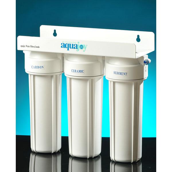 دستگاه تصفیه آب ساده آکواجوی مدل WATER REFINERY