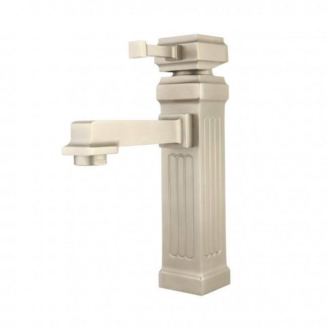 شیر روشویی آرال مدل رومی