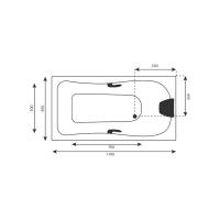 جکوزی باداب مدل 107