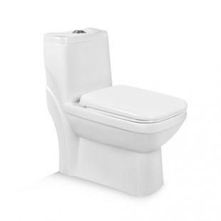 توالت فرنگی مروارید مدل یاریس