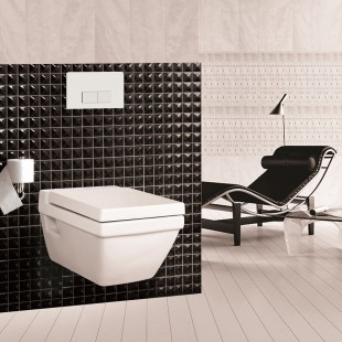 توالت فرنگی والهنگ مروارید مدل سیلویا