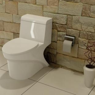 توالت فرنگی گلسار مدل الیت