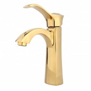 شیر روشویی آرال مدل بیزانس طلایی