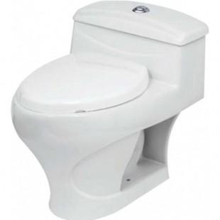 توالت فرنگی پارس سرام مدل صدف
