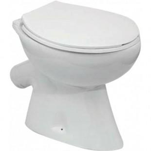 توالت فرنگی پارس سرام مدل اروپایی خروجی به دیوار